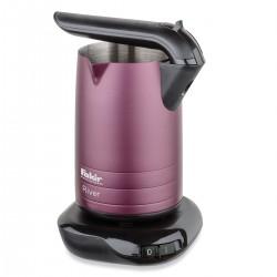 - River Katlanabilir Türk Kahve Makinesi Violet