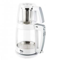 - Shaye Cam Çay Makinesi Beyaz