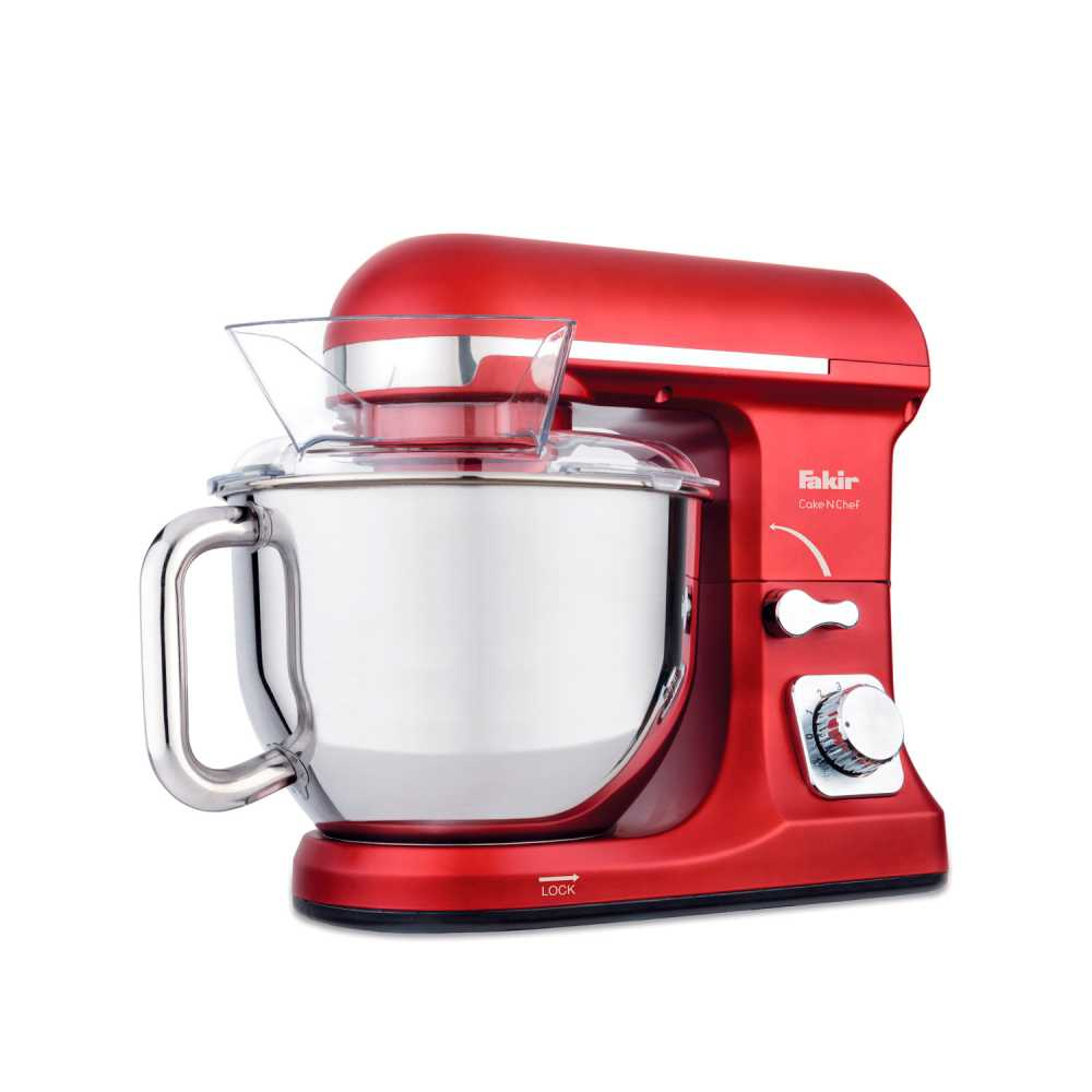 CAKE N CHEF STAND MİKSER ROUGE