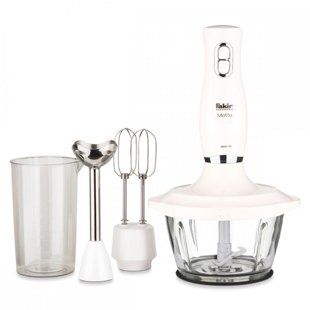 Motto Blender Set Cam Krem