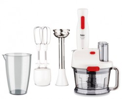 Fakir - Mr Chef Quadro Blender Set Krem