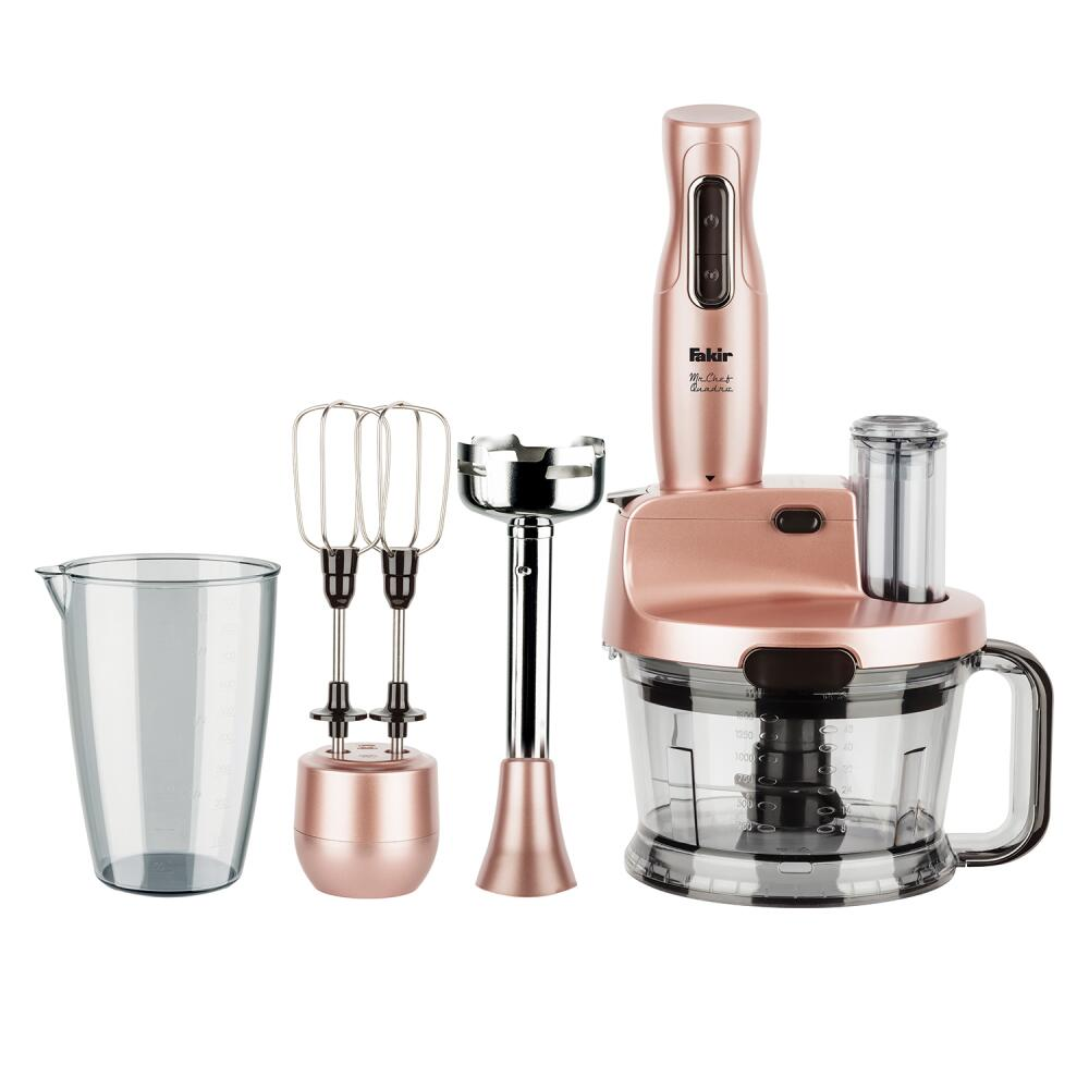 Mr Chef Quadro Blender Set Rosie