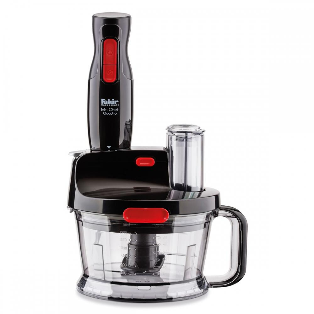 Mr Chef Quadro Blender Set Siyah